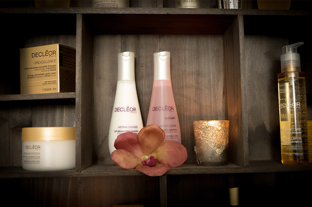 Jo Jacques Beauty Salon website photography by Gingerpixe