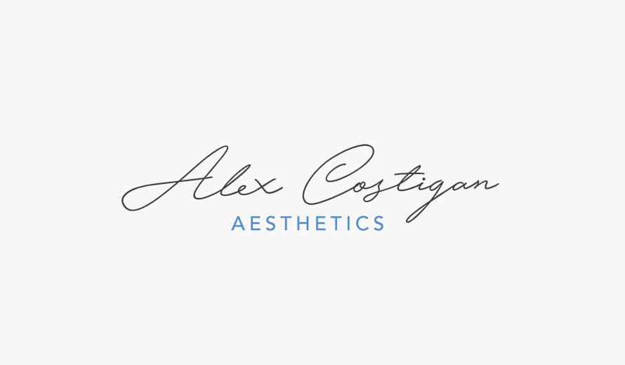 Alex Costigan logo design